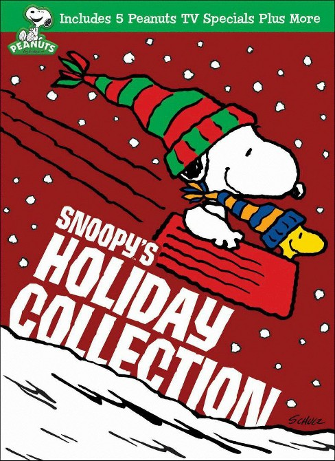 Snoopy's Holiday Collection (3 Discs) (dvd_video) - image 1 of 1
