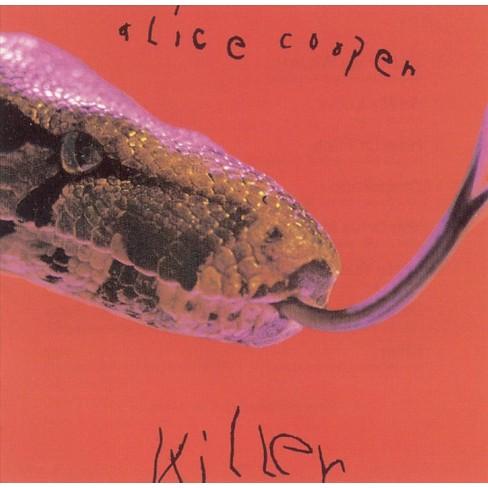 Alice Cooper - Killer (CD) - image 1 of 4