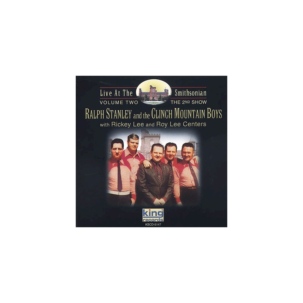 Ralph Stanley - Live At The Smithsonian Vol 2 (CD)