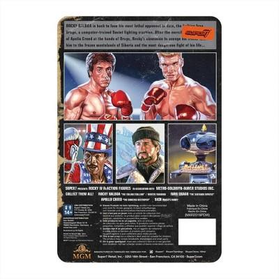 Super7 ReAction Figure - Rocky - Ivan Drago (Beat Up)