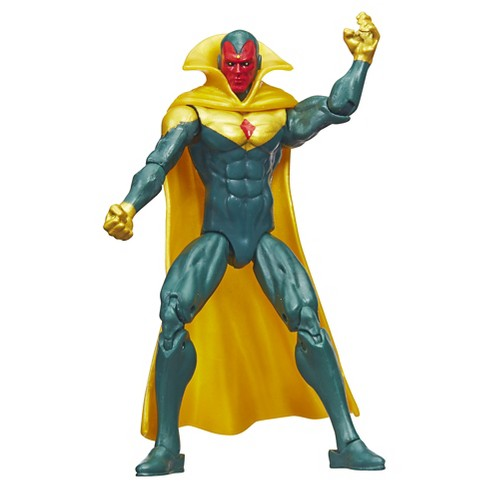 Marvel Legends Series Vision 3.75 Inch Action Figure - image 1 of 2