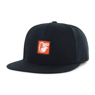 MLB Baltimore Orioles Near Side Patch Men's Hat