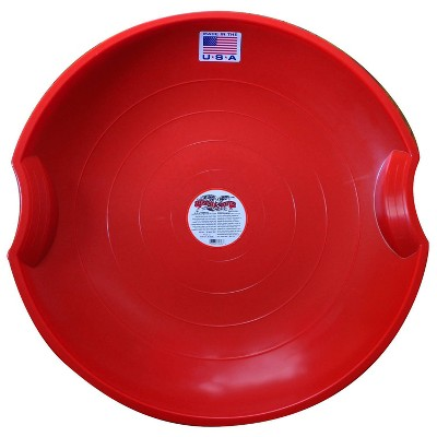 """Flexible Flyer 26"""" Red Saucer Sled"""