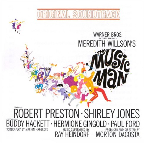 Soundtrack - Music man (Ost) (CD) - image 1 of 1