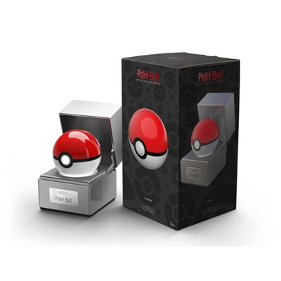 Pokemon Die-Cast Collectible Poke Ball Replica
