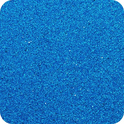 Sandtastik Classic Colored Sand, 10 Pounds, Blue