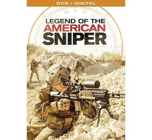 Legend Of The American Sniper (DVD) - image 1 of 1