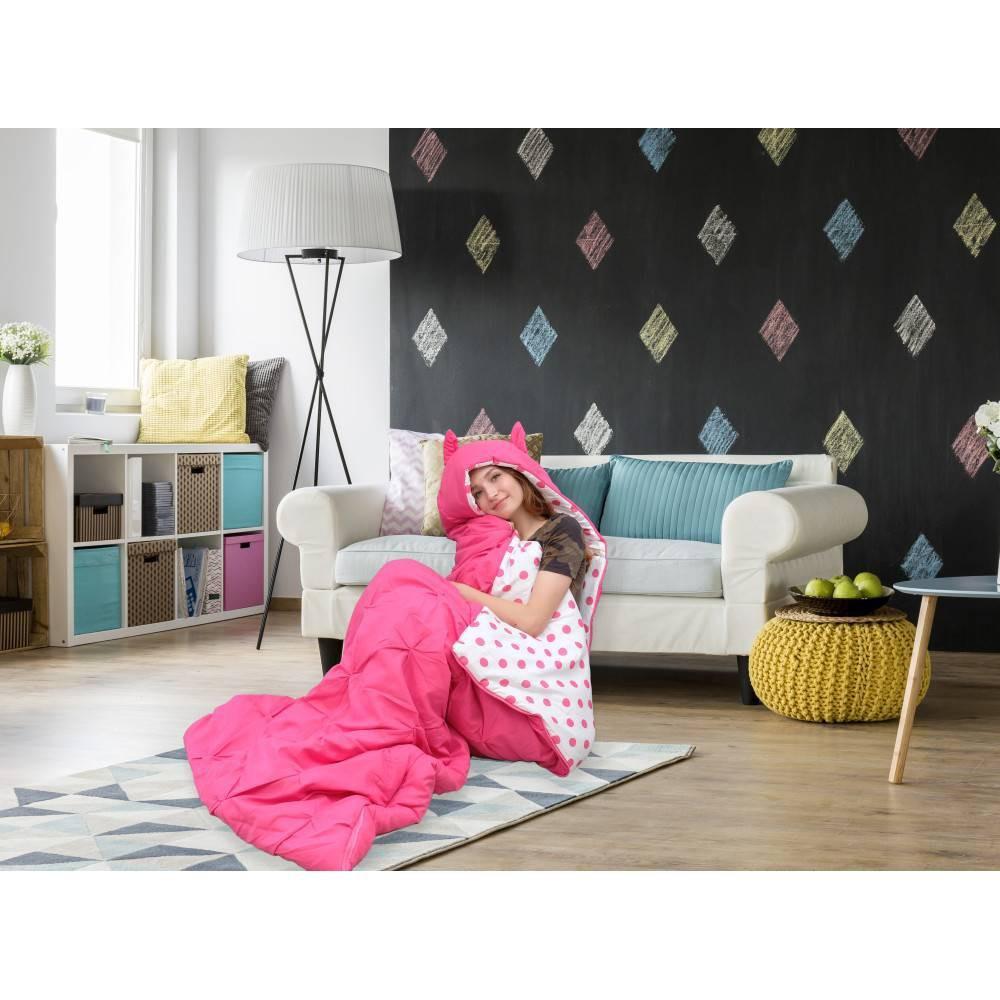 Twin Xl Nicki Sleeping Bag Fuschia Chic Home Design