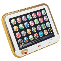 Fisher Price Laugh & Learn Smart Stages Tablet - Gold
