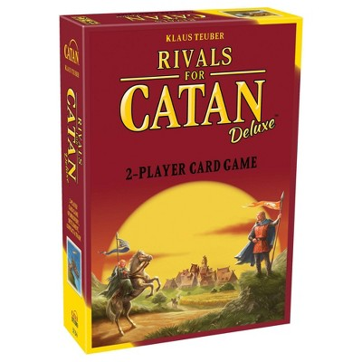 Rivals For Catan Deluxe Board Game