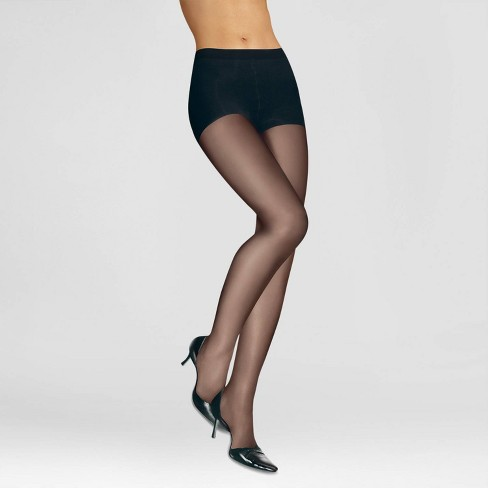 L'eggs Women's Silken Mist Control Top 2pk Pantyhose - image 1 of 2