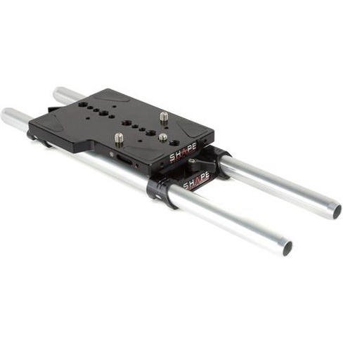 Pair, Black, 4 Shape 15mm Extension Rods