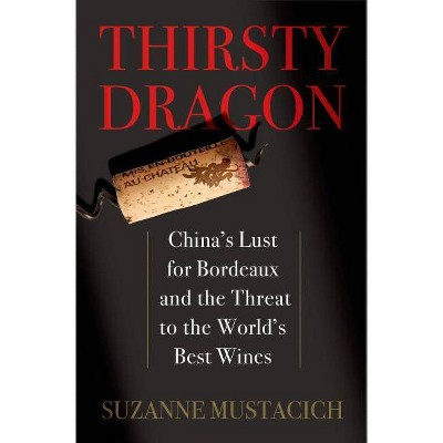 Thirsty Dragon - by  Suzanne Mustacich (Hardcover)