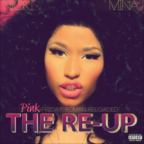 Pink Friday: Roman Reloaded Re-Up (w/DVD) - image 1 of 1