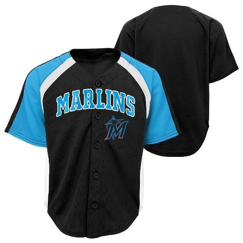 newest 95eb1 ca462 MLB Miami Marlins Boys' Infant/Toddler Team Jersey