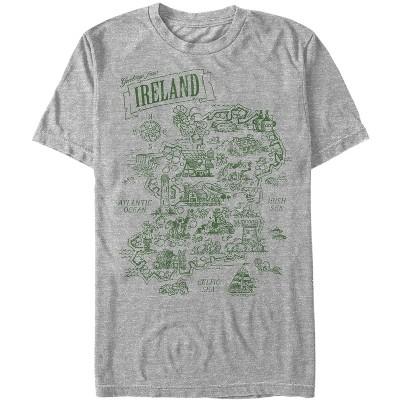 Lost Gods Brasil 70 Mens Graphic T Shirt