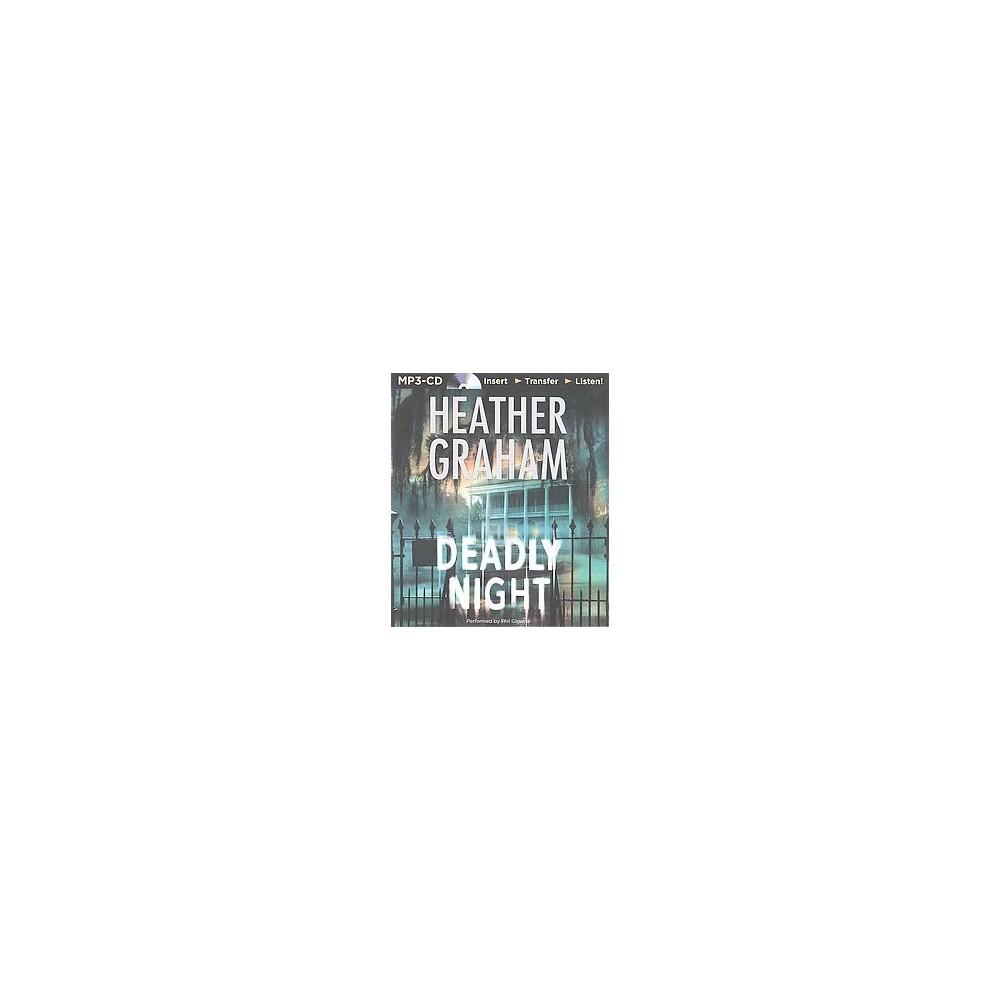Deadly Night (Unabridged) (MP3-CD) (Heather Graham)
