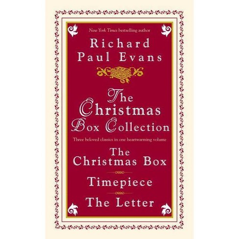 The Christmas Box Collection - (Christmas Box Trilogy)by  Richard Paul Evans (Paperback) - image 1 of 1