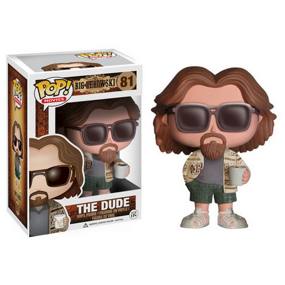 Pop Movies: The Big Lebowski - The Dude