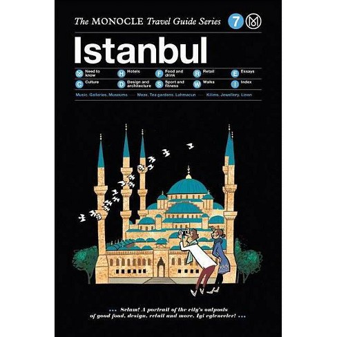 The Monocle Travel Guide to Istanbul - (Hardcover) - image 1 of 1