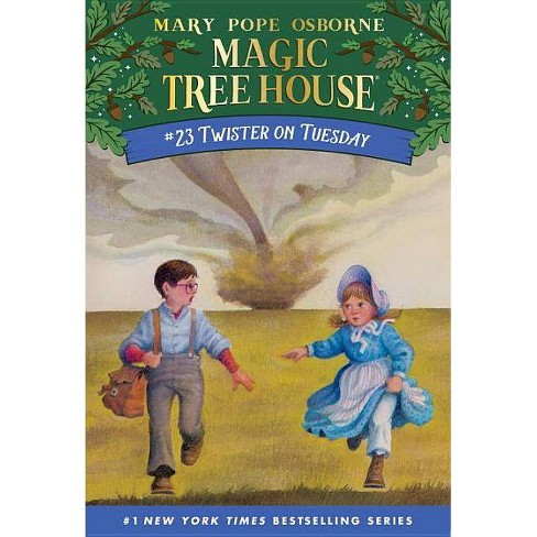 Twister on Tuesday - (Magic Tree House) by  Mary Pope Osborne (Paperback) - image 1 of 1