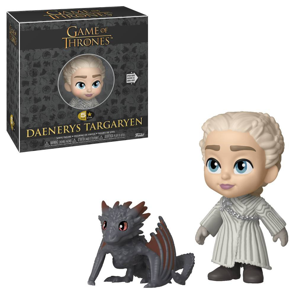 Image of Funko 5 Star: Game of Thrones - Daenerys Targaryen