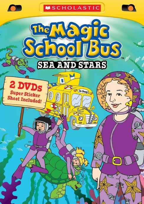 The Magic School Bus: Sea and Stars [2 Discs] - image 1 of 1