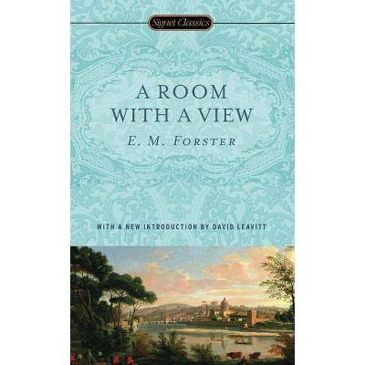 A Room with a View - by  E M Forster (Paperback)
