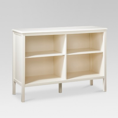 Windham 31.3  Horizontal Bookcase - Shell - Threshold™