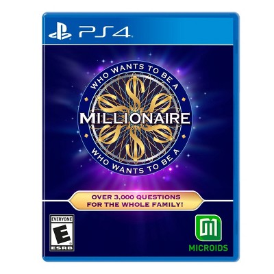 Who Wants to be a Millionaire - PlayStation 4