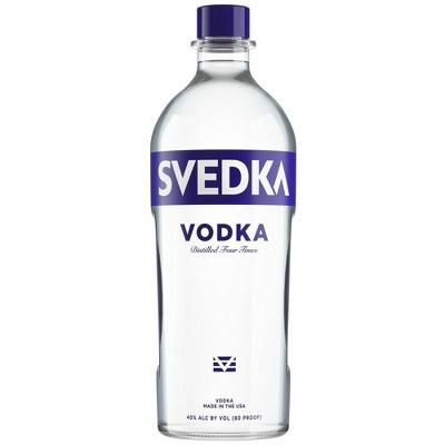 SVEDKA Vodka - 1.75L Bottle