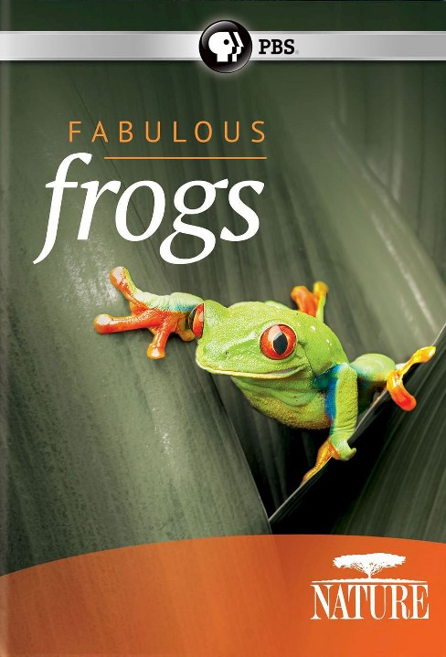 Nature:Fabulous frogs (DVD) - image 1 of 1