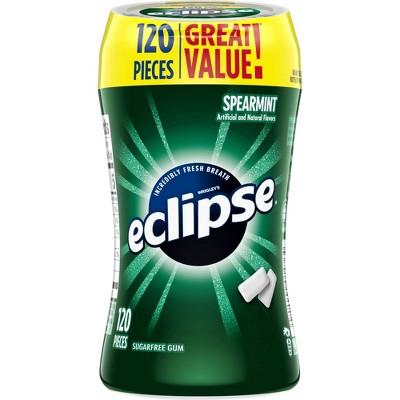 Eclipse Spearmint Gum - 120ct