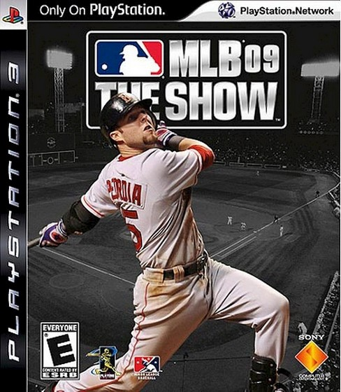 MLB 09: The Show PRE-OWNED PlayStation 3 - image 1 of 1