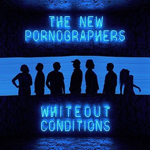 New Pornographers - Whiteout Conditions (Vinyl) - image 1 of 1