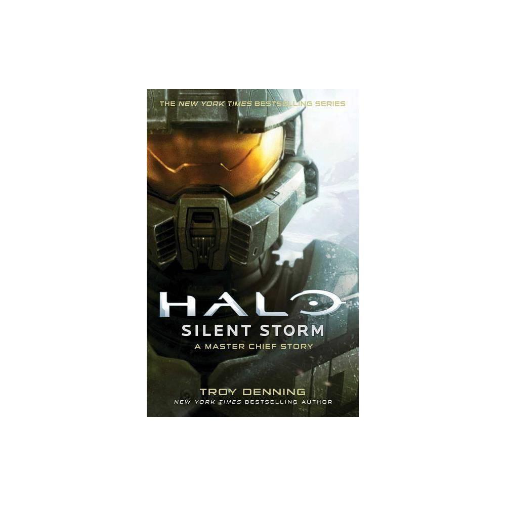 Halo Silent Storm Volume 24 By Troy Denning Paperback