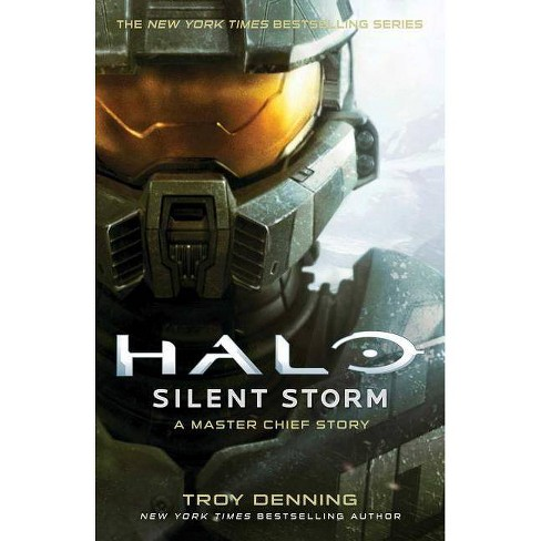 Halo: Silent Storm - by  Troy Denning (Paperback) - image 1 of 1