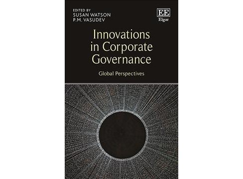 Innovations in Corporate Governance : Global Perspectives (Hardcover) - image 1 of 1