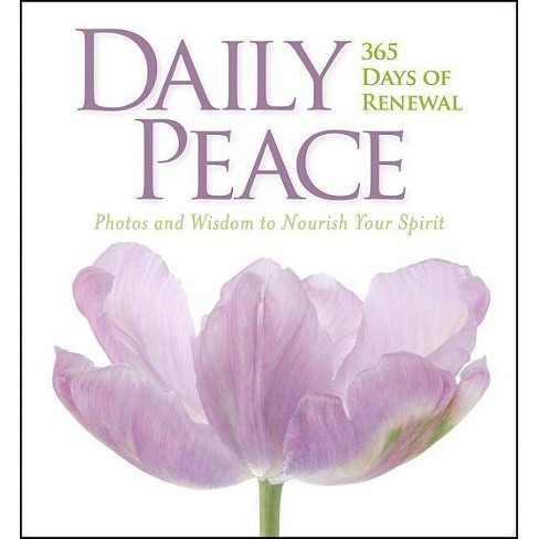 Daily Peace - (Hardcover) - image 1 of 1