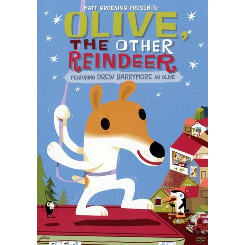 Olive, The Other Reindeer (dvd_video) - image 1 of 1