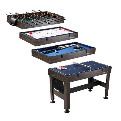 "MD Sports 54"" 4 in 1 Combo Game Table"