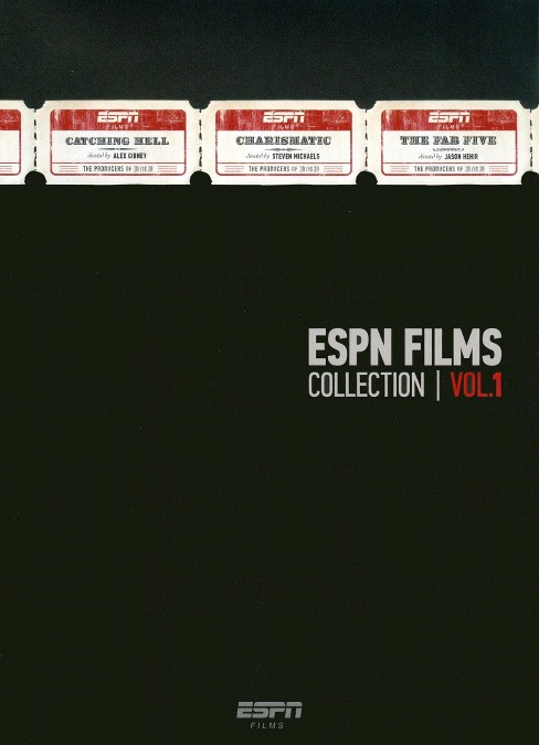 Espn films collection vol 1 (DVD) - image 1 of 1