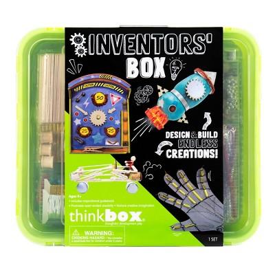 Think Box Inventors' Box by Think Box