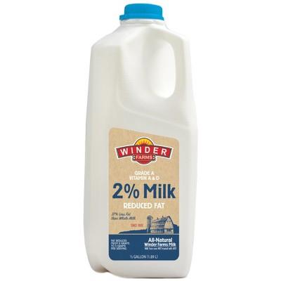 Winder Farms 2% Milk - 0.5gal