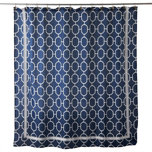 Vern Yip Lithgow Shower Curtain - SKL Home  - image 1 of 3