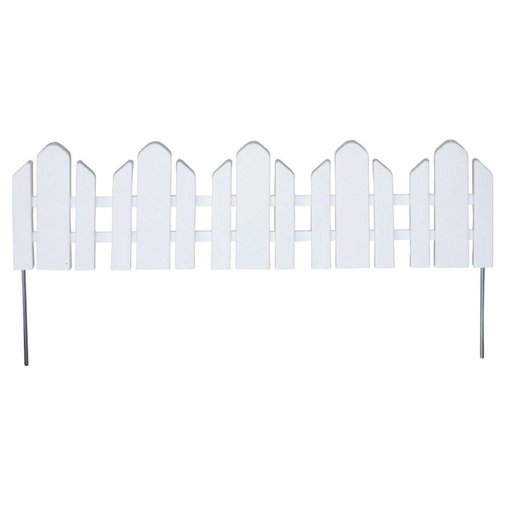 Image of .5 Emsco Dackers Flexible Landscape Edging - White