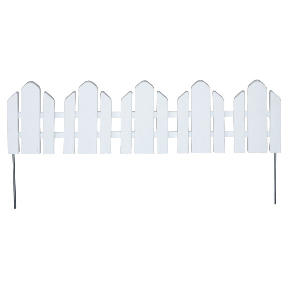 .5 Emsco Dackers Flexible Landscape Edging - White