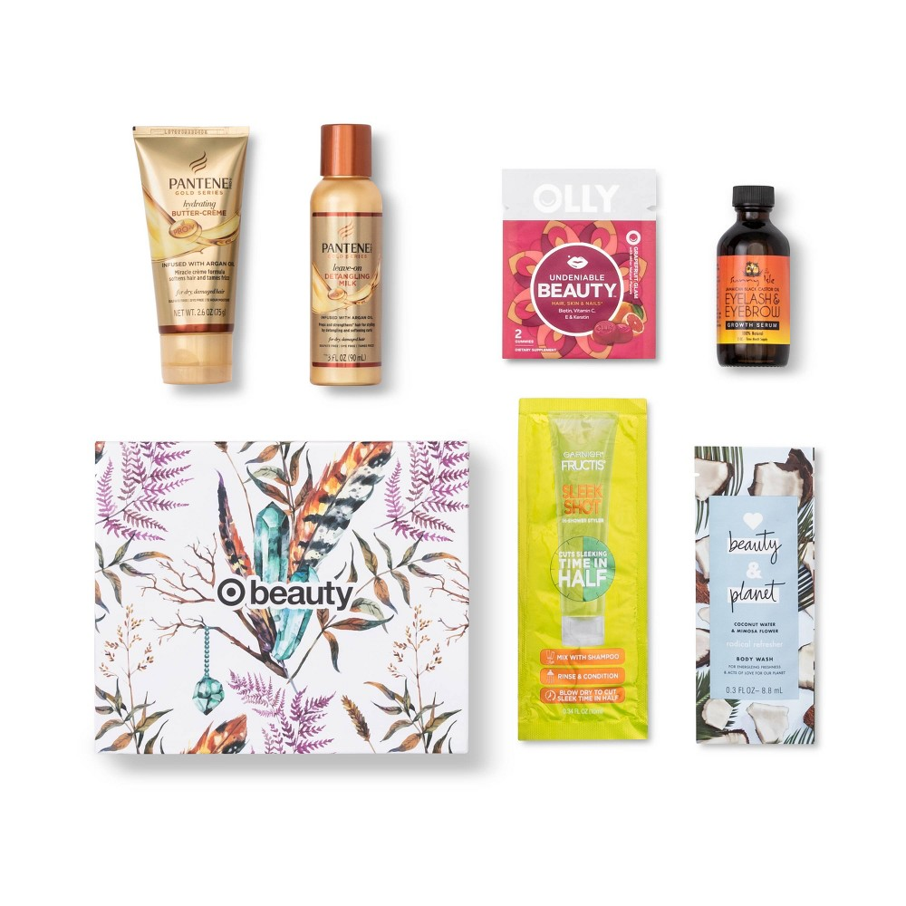 Image of Target Beauty Box - November