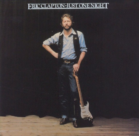 Eric clapton - Just one night (CD) - image 1 of 1