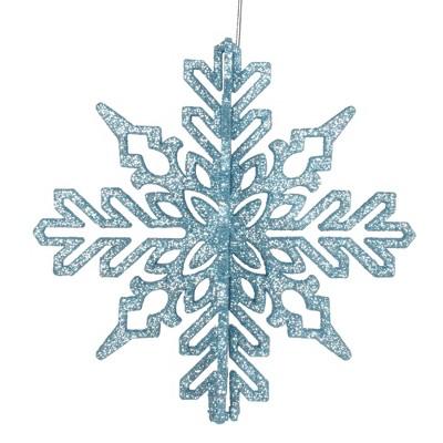 Vickerman Snowflake Ornament
